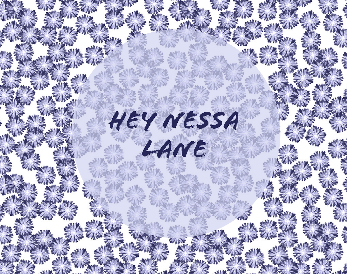 Hey Nessa Lane